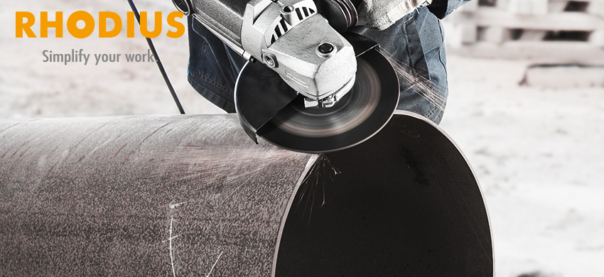 RHODIUS - Buy cutting and grinding discs made in Germany online