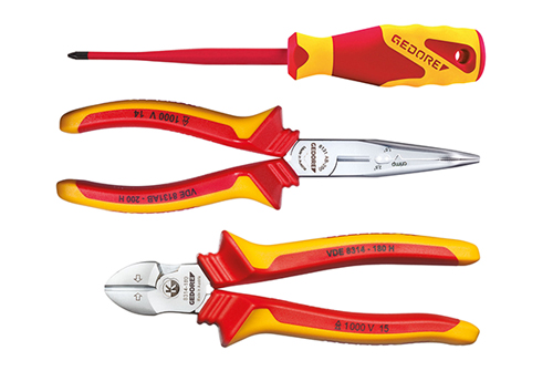 Insulated Safety Tools 1000 V