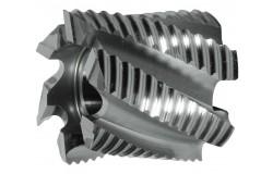 MAYKESTAG HSS-ECo5 Walzenstirnfräser (30° Z=6-8) DIN 841 NR 35.0 – 60.0 mm
