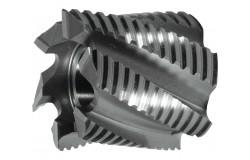 MAYKESTAG HSS-ECo5 Walzenstirnfräser (30° Z=6-10) DIN 841 NF 35.0 – 90.0 mm