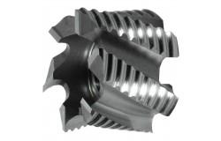 MAYKESTAG HSS-ECo5 Walzenstirnfräser (30° Z=6-10) DIN 1880 NR 40.0 – 100.0 mm