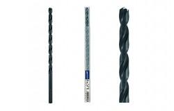 MAYKESTAG HSS Spiralbohrer, extra lang DIN 1869 R1 RN 2.0 – 13.0 mm