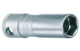 GEDORE PR 265 Z/ündkerzensteckschl/üssel 6-Kant 16 mm