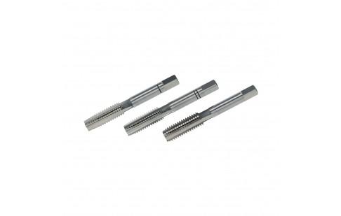 Volkel 5mm x 0.8 HSS Tap Set of 3