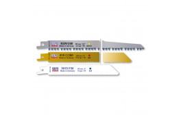 WILPU Reciprocating saw blade set, wood-metal-univeral 3 pcs. (3 pieces)