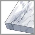 alpen Bohrer für Marmor